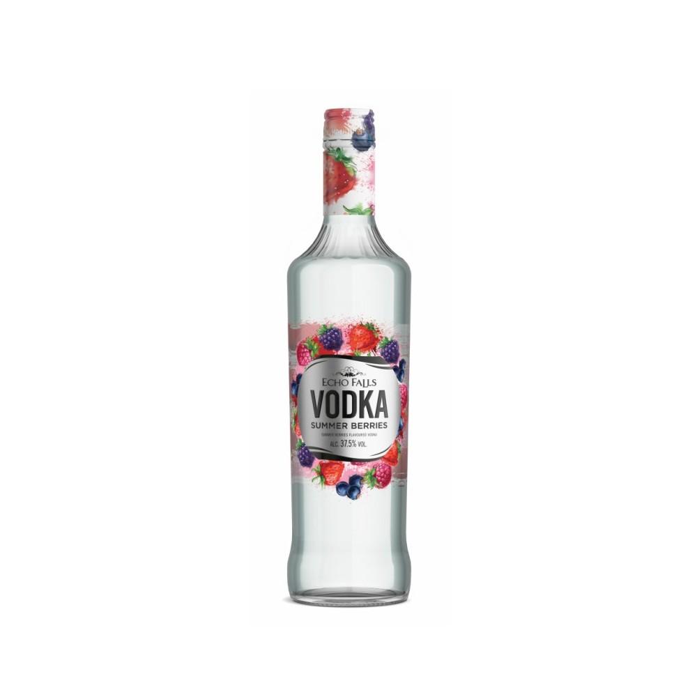 Echo Falls Vodka Summer Berries - 37,5º