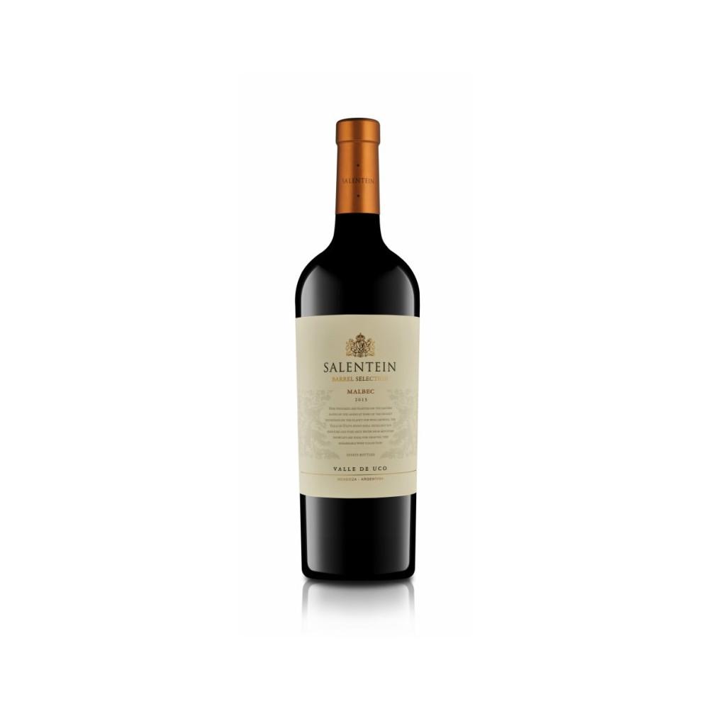 Salentein barrel selection - Malbec - Argentina - 14º