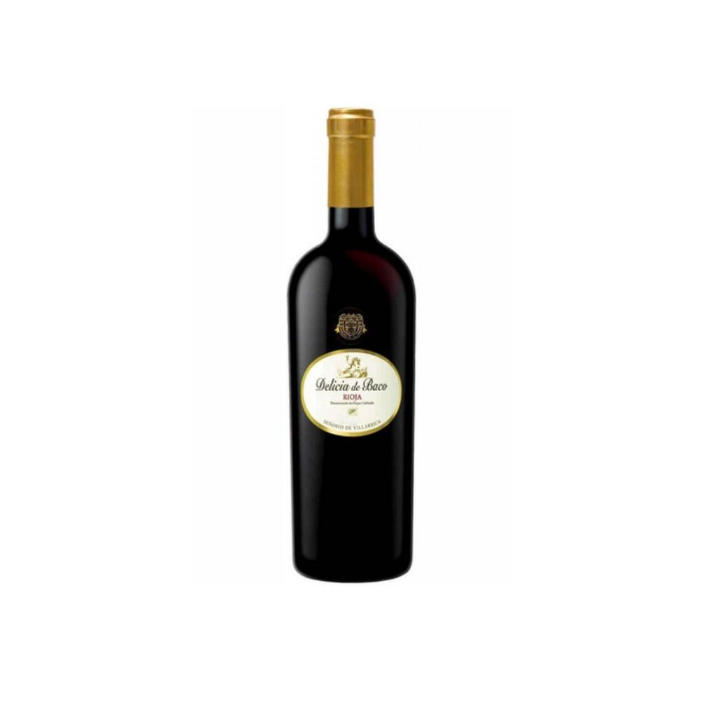 Señorío de Villarrica - Delicia de Baco - Rioja - 14º