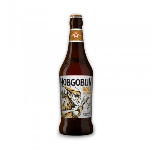 Hobgoblin Gold botella 4,2º...