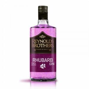 Rhubarb Gin Reynolds...