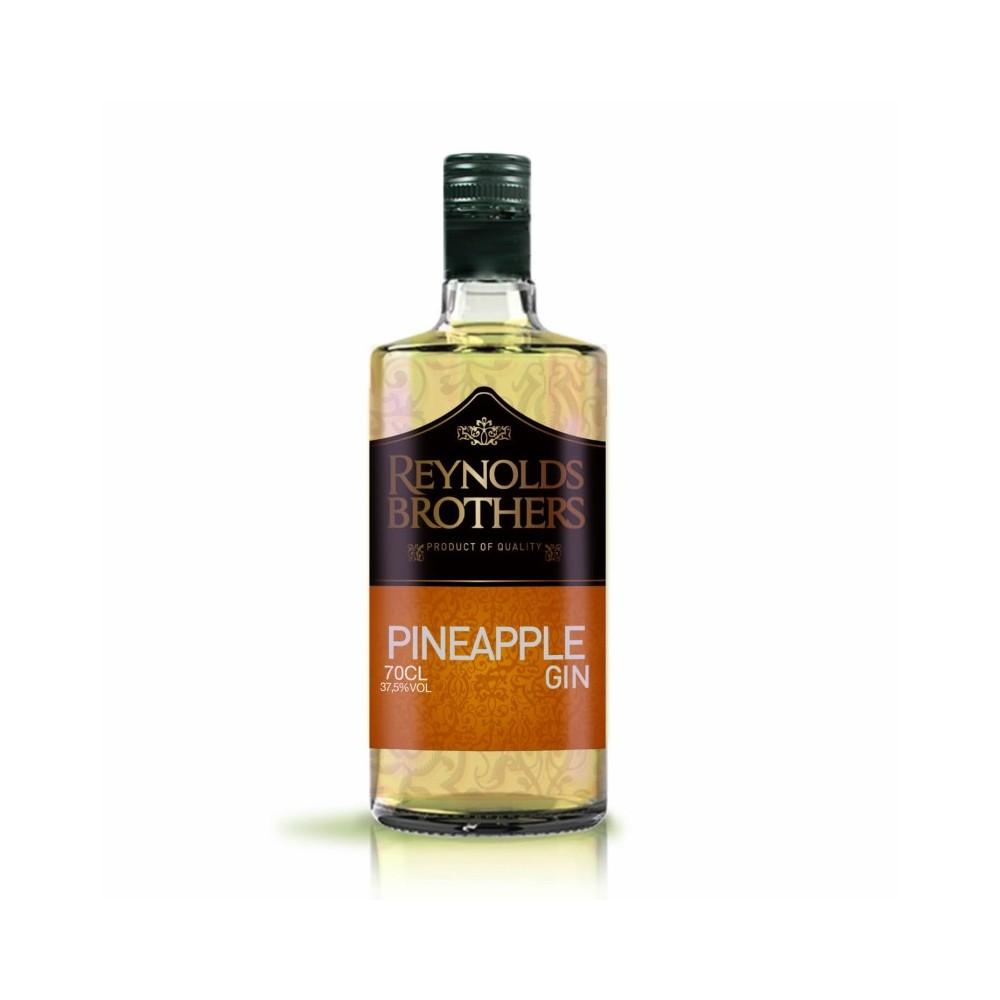 Pineapple Gin Reynolds Brothers 37,5º