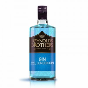 Reynolds Brothers Dry Gin...