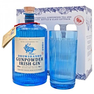 Pack Gunpowder 50cl + vaso