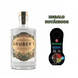 Ginebra Gruber's 70cl +...