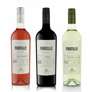 Pack 3*Portillo (Malbec,...
