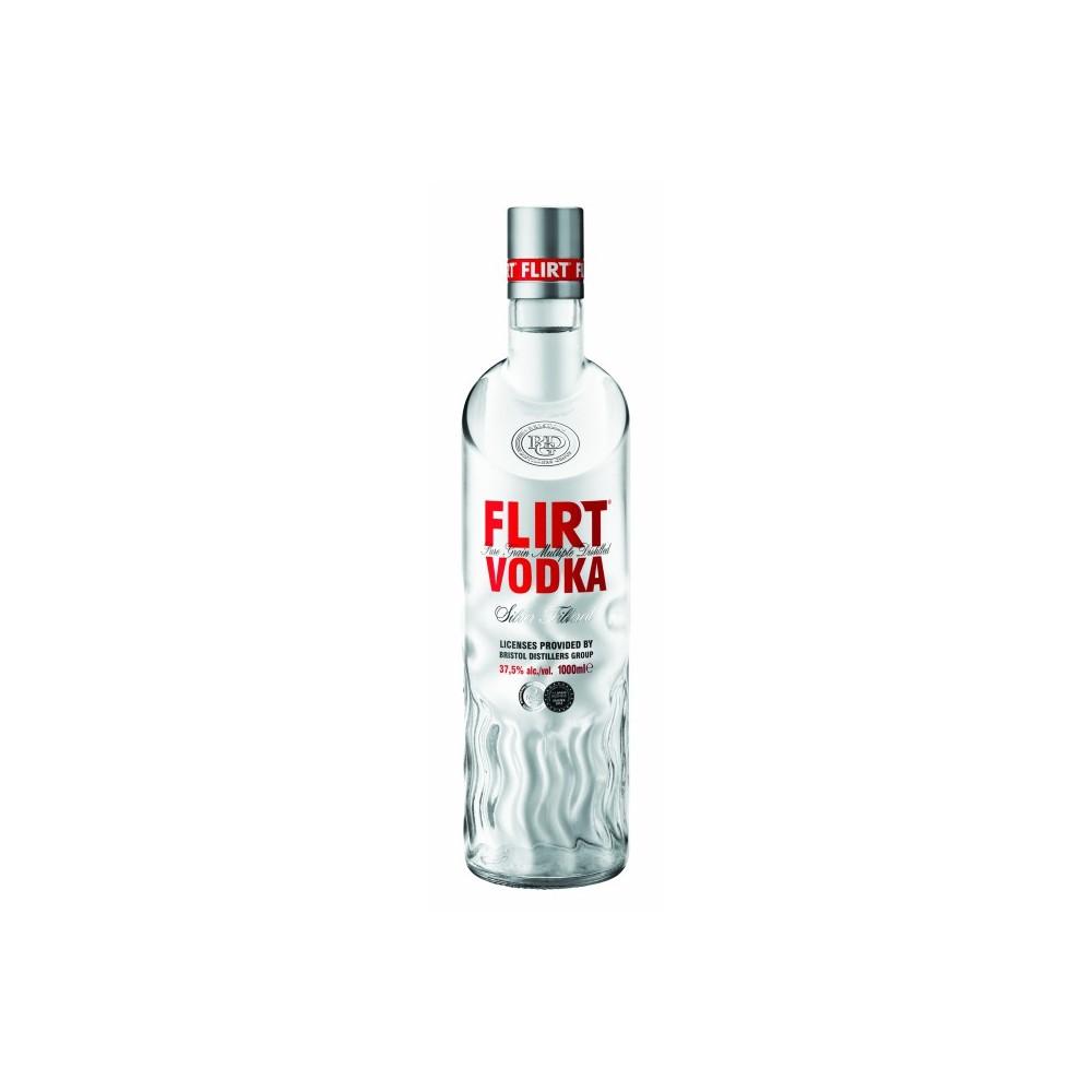 Vodka Flirt Original 1l. - 37,5º