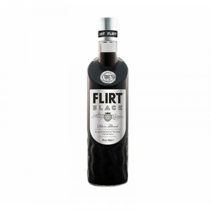 Vodka Flirt Black 1l. - 20º