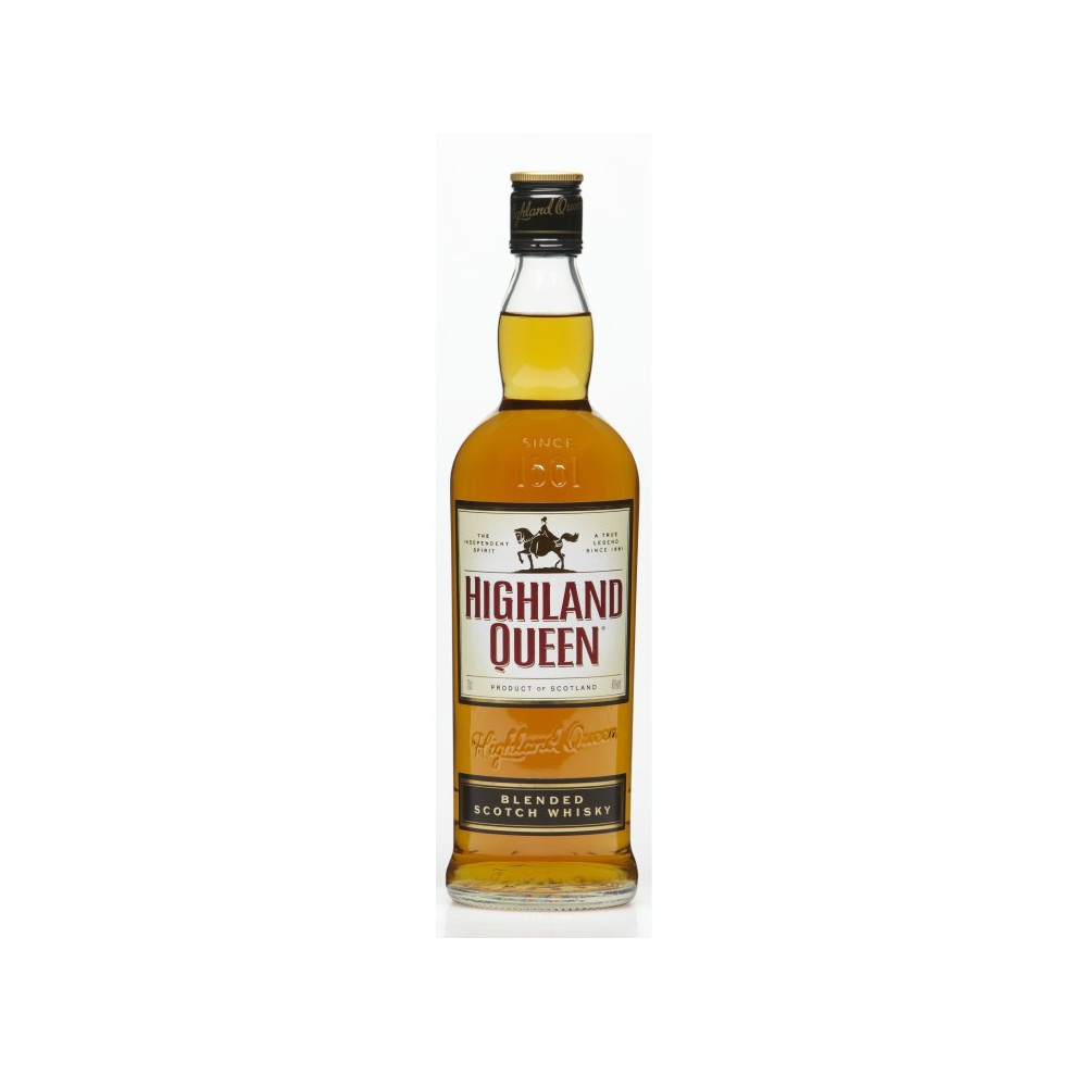 Whisky Highland Queen Blended Scoth - UK - 40º
