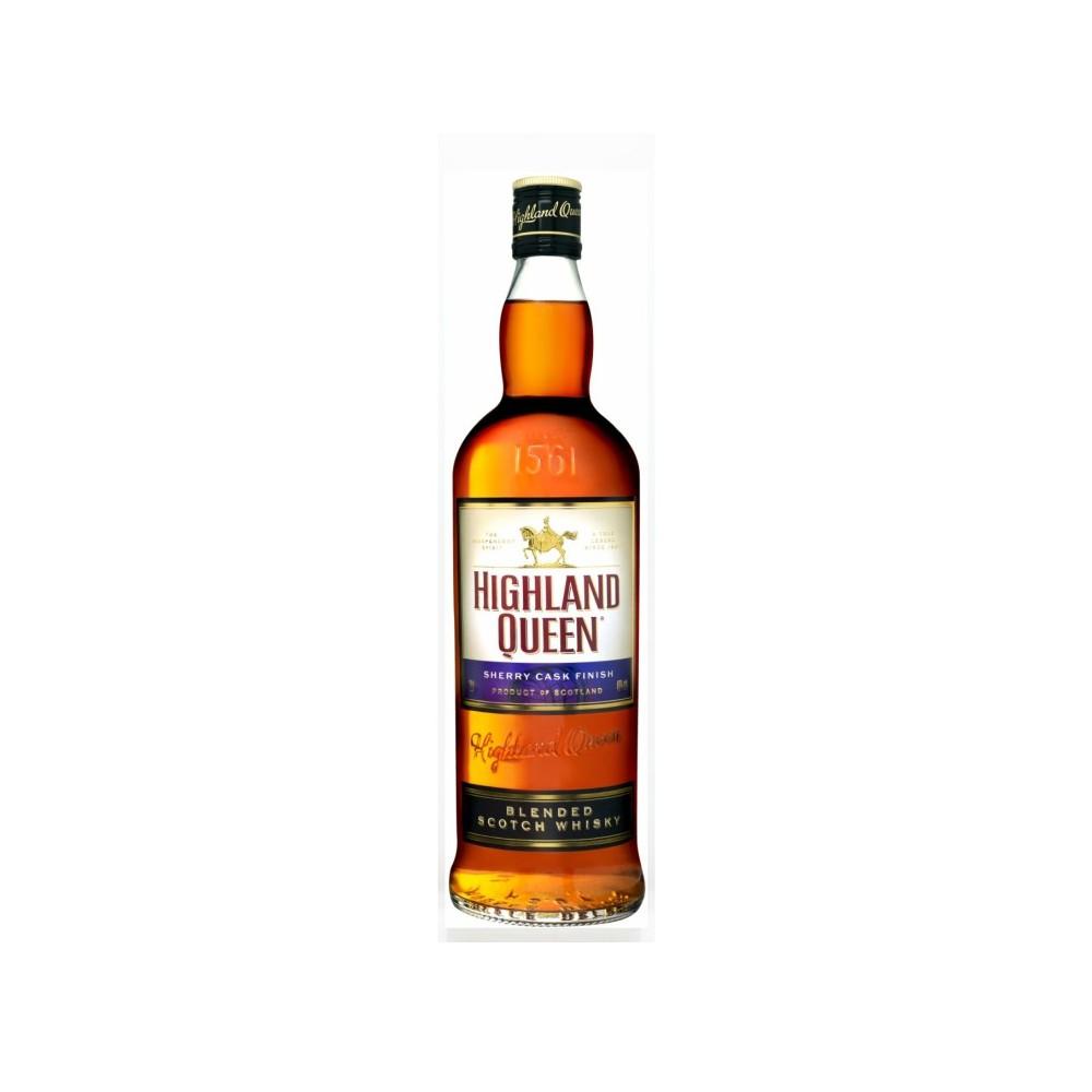 Whisky Highland Queen Sherry Cask - UK - 40º