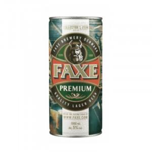 Faxe premium 1l. COLLECTORS...