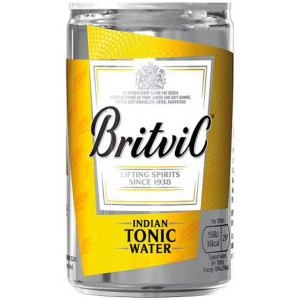 Britvic Tonic Water Cans