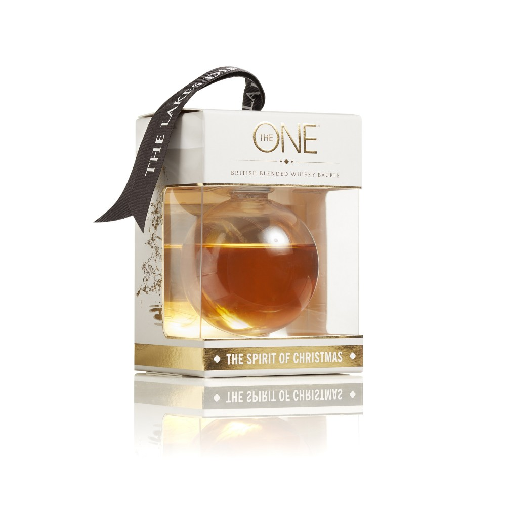 THE LAKES WHISKY BAUBLES 20cl - 40º