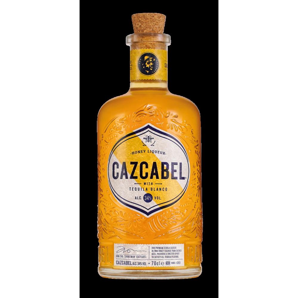 Cazcabel Tequila Honey Liqueur - 34º