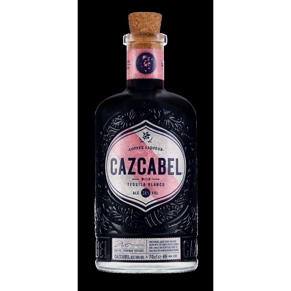 Cazcabel Tequila Licor de Café - 34º