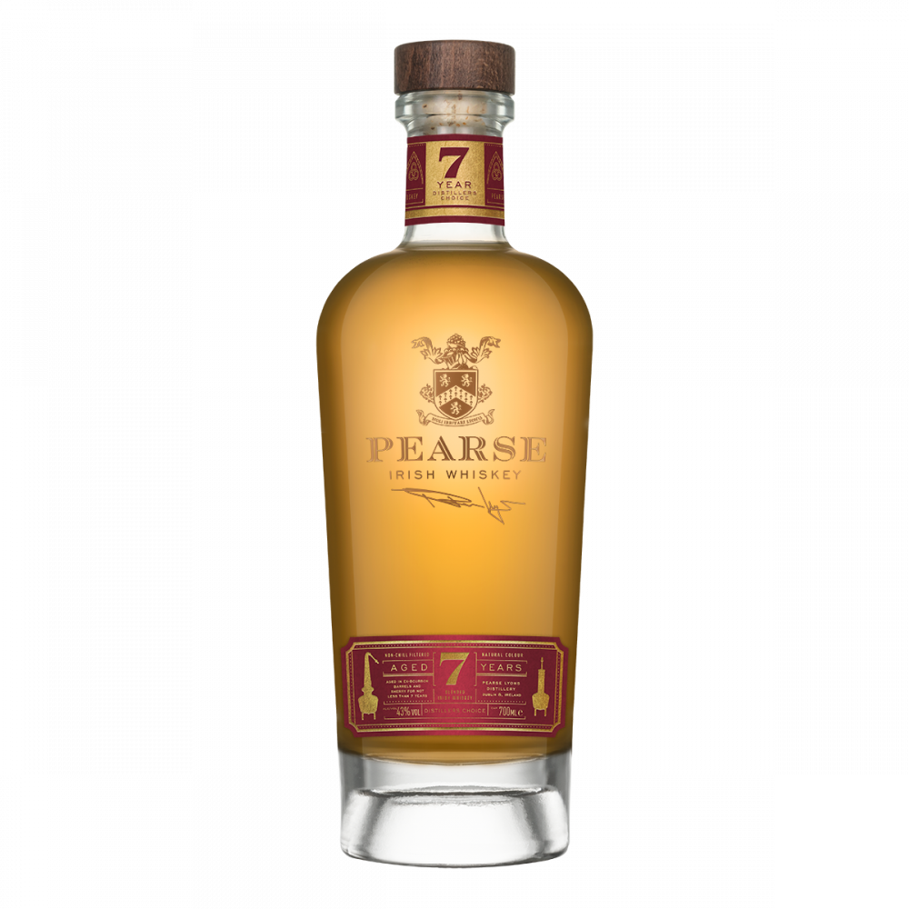 Pearse Distillers Choice 7 Years - Ireland - 43º