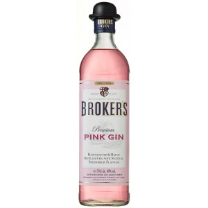 Broker's Gin Pink -...