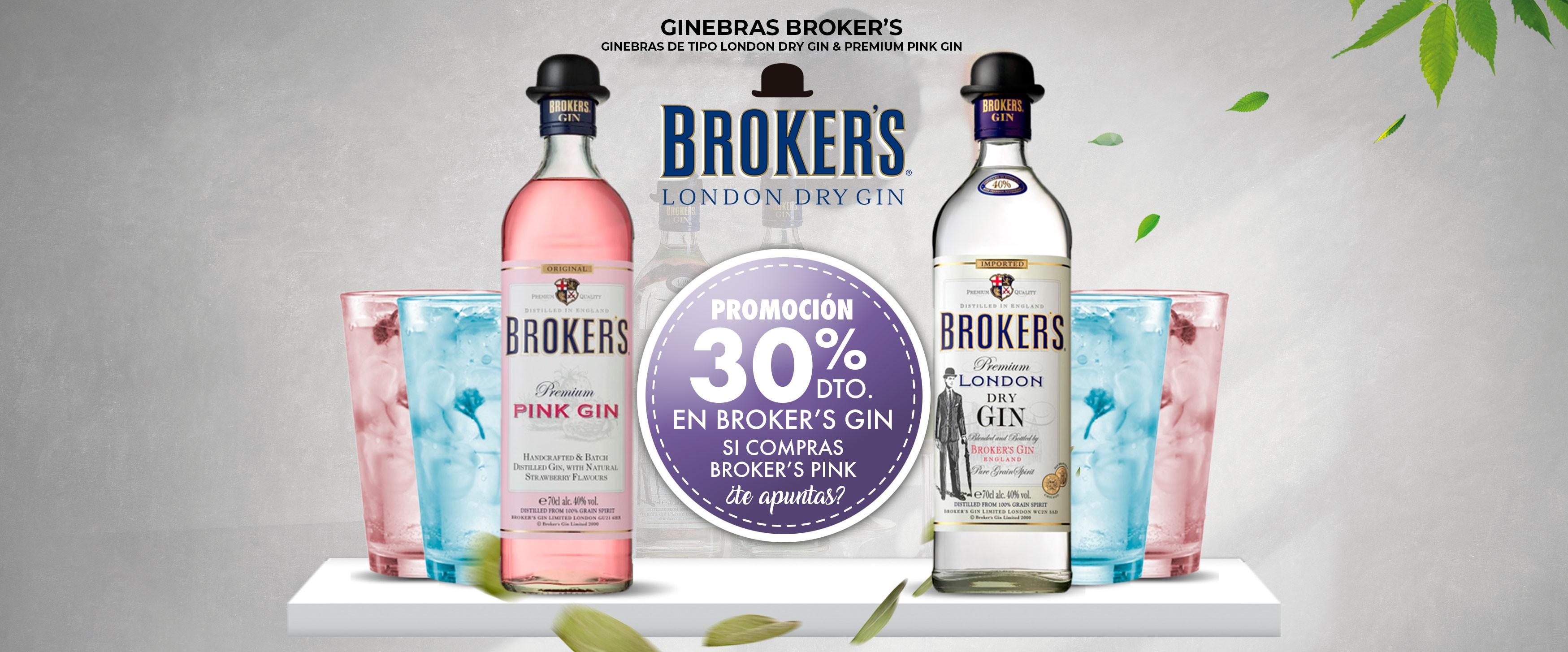 descuento ginebra Brokers